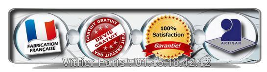 Vitrier Paris 8 vous aiguillera au mieux pour vos travaux de vitrerie. Ils vous dépannera au plus vite et installera, avec votre accord, du matériel haut de gamme, agréé par la majorité des compagnies d'assurance