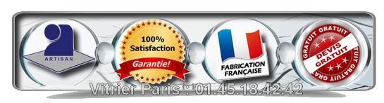 Le matériel fourni et posé par les Vitriers Paris 13 est agréé par toutes les compagnies d'assurance puisque c'est du matériel conforme et haut de gamme. Ainsi, il vous dépannera rapidement et avec un service de qualité afin de vous satisfaire à 100%