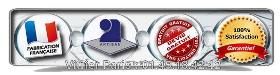 Nos artisans vitriers de Paris 16 interviennent 7 jours/7, y compris dimanche et jours fériés, pour toutes sortes de travaux sur vos vitres, fenetres et volets roulants. Ils sont à proximité de votre domicile, ce qui leur permet de vous dépanner très vite.