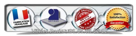 Vitrier Paris 2 se déplace à votre domicile et établit un devis gratuit pour estimer le coût des travaux. Notre équipe d'artisans vitriers est à votre disposition 7 jours/7 et le matériel fourni est agréé par la plupart des compagnies d'assurance.