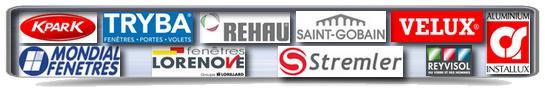Vitrier Paris 13 vous propose et son savoir-faire pour tous vos travaux en matière de vitrerie ou de volets roulants et vous installe du matériel de marques de qualité comme Tryba, Saint-Gobain, Lorenove, Reyvisol, Rehau, Stremler