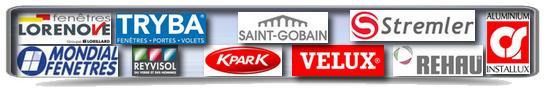 Vitrier Paris 8 vous propose un déplacement et un devis gratuits pour le remplacement , la pose ou la réparation de vos fenêtres ou volets roulants de toutes marques TRYBA, Mondial fenetre, KPARK, Stremler, Installux, Rehau