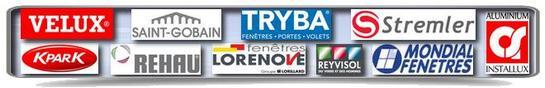 Vitrier Paris 2 intervient en moins de 30 min pour vos dépannages de vitrerie, il installe du matériel de grandes marques de professionnel telles que KPARK, Velux, Lorenove, Tryba, Saint-Gobain, Reyvisol, Installux, Rehau